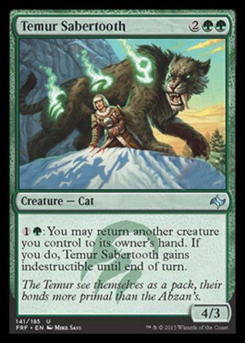 Green Avacyn Restored Mtg Magic Uncommon 4x x4 4 FOIL Wolfir Avenger