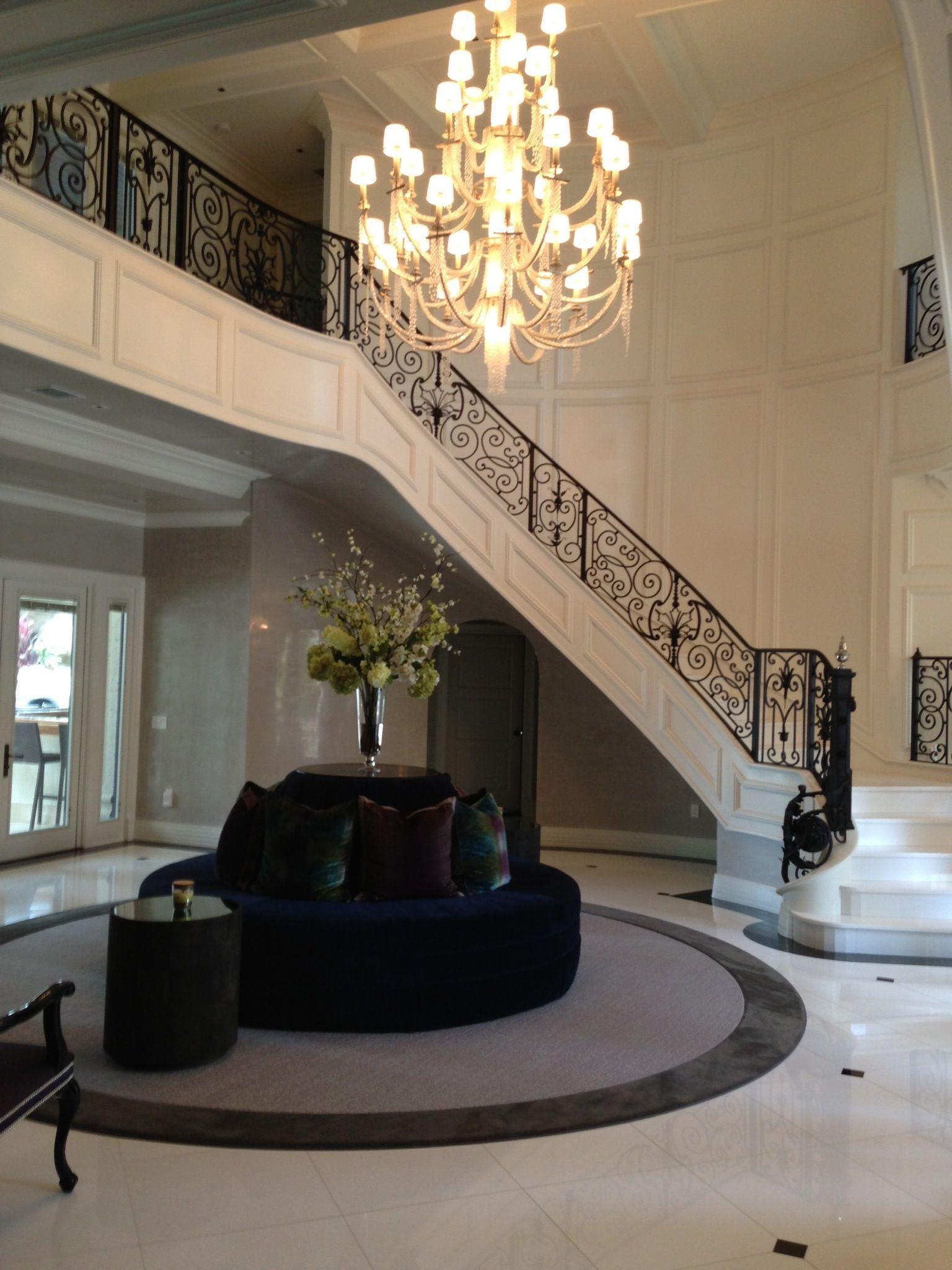 John Cena S Entryway Interior Design By Dee Marksberry