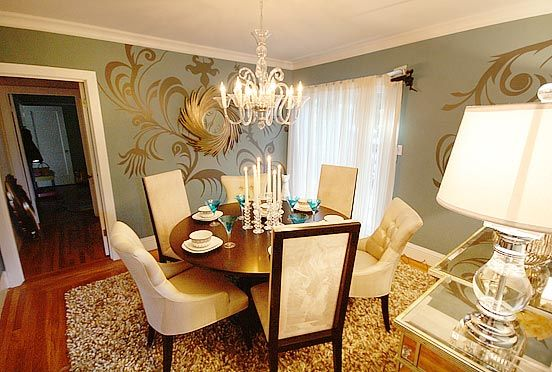 10 Super Eclectic Dining Room Interior Design Ideas: Pin By Jessica Winet-Fleer On Home Candy