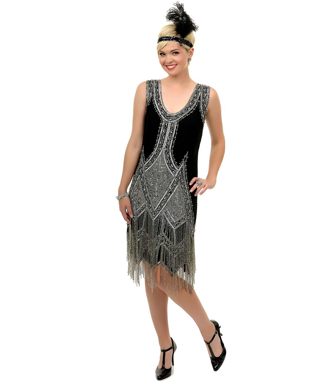 flapper dresses reproduction vintage