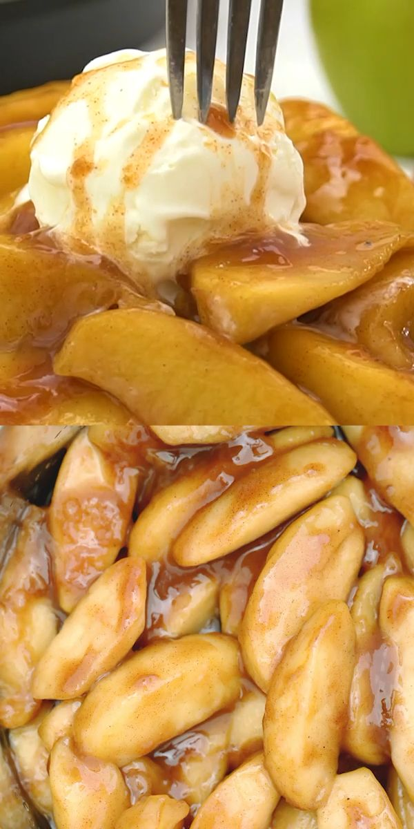 Instant Pot Cinnamon Apples [video] - Sweet and Savory Meals