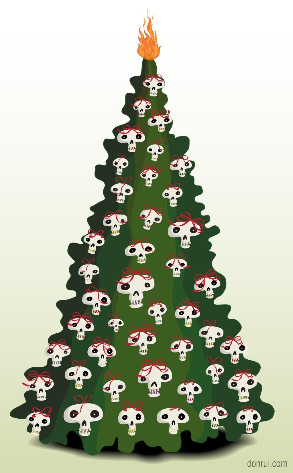 El sistema político mexicano le desea que pase una Feliz Navidad en ausencia de sus seres queridos.