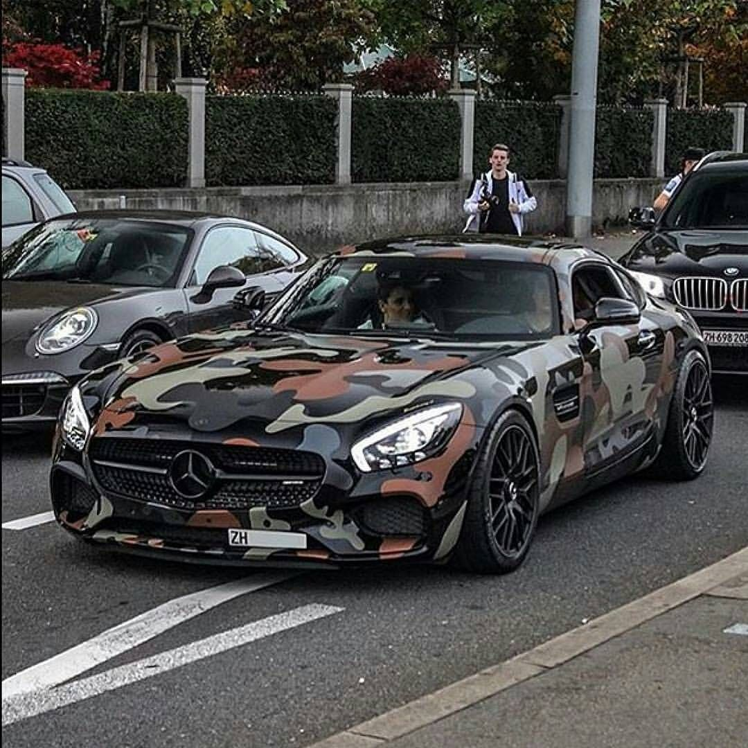 Mercedes Benz AMG GTS Coupe