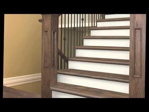 Nustair Is A New Way To Reface Your Old Stairs You Can