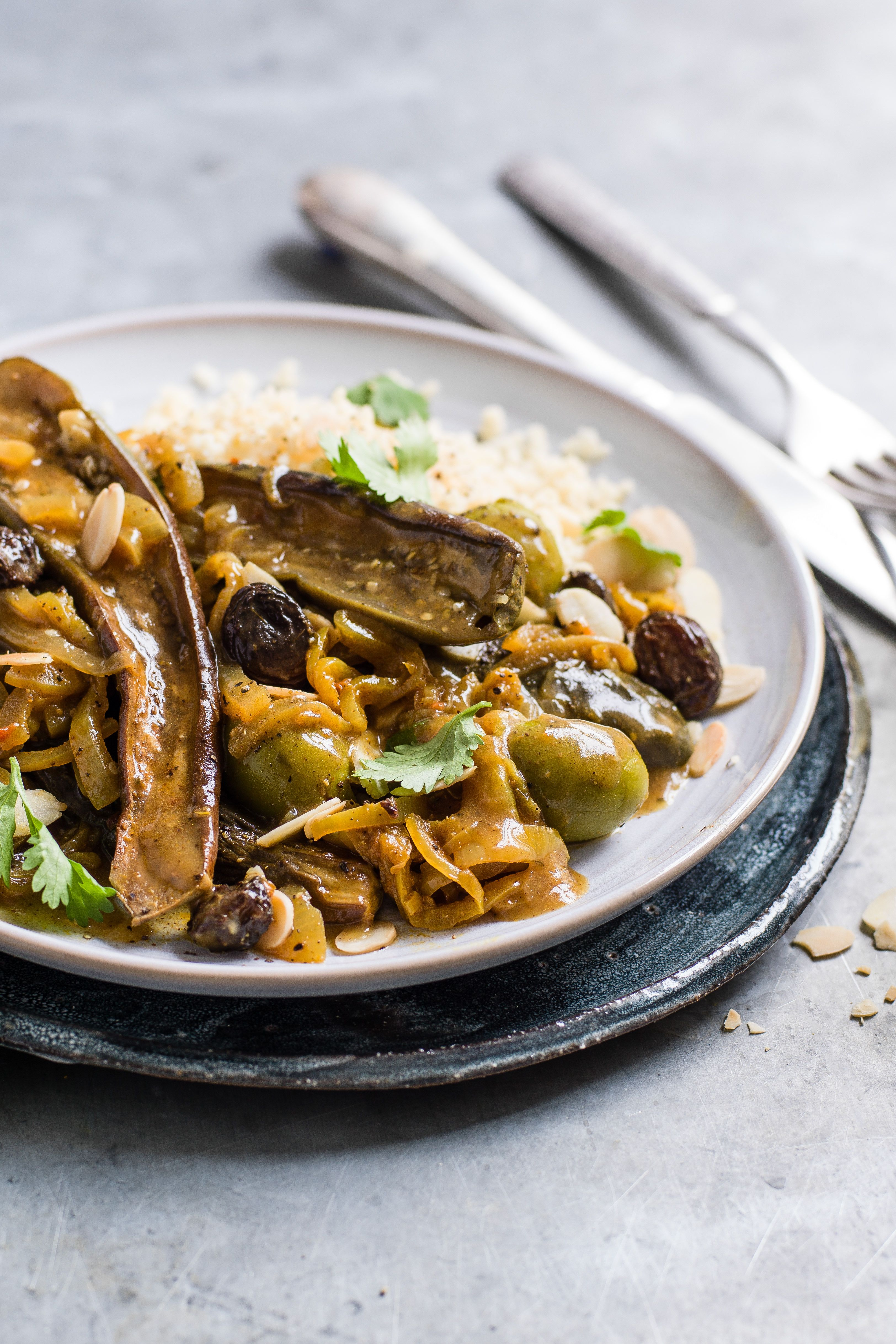 Fragrant and healthy eggplant dishes 51