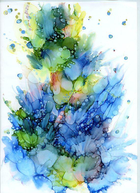 Floral Vibes C Est Une Copie De L Oeuvre Originale Faite Avec