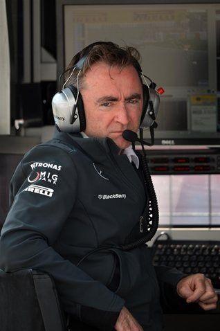 AMG Petronas Executive Technical Director: Paddy Lowe