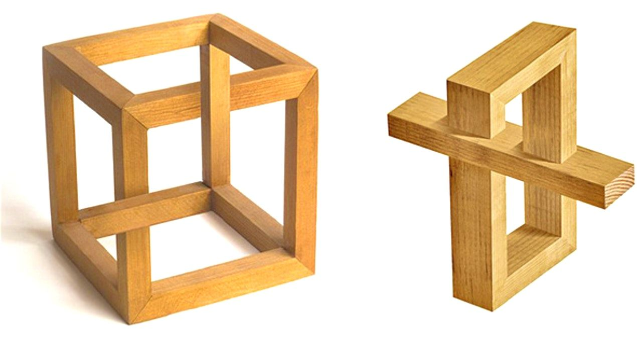 wood things easy illusions cool optical paper projects take amazing wooden stuff illusion woods beginner crafts into herpetologistsleague frames woodworking