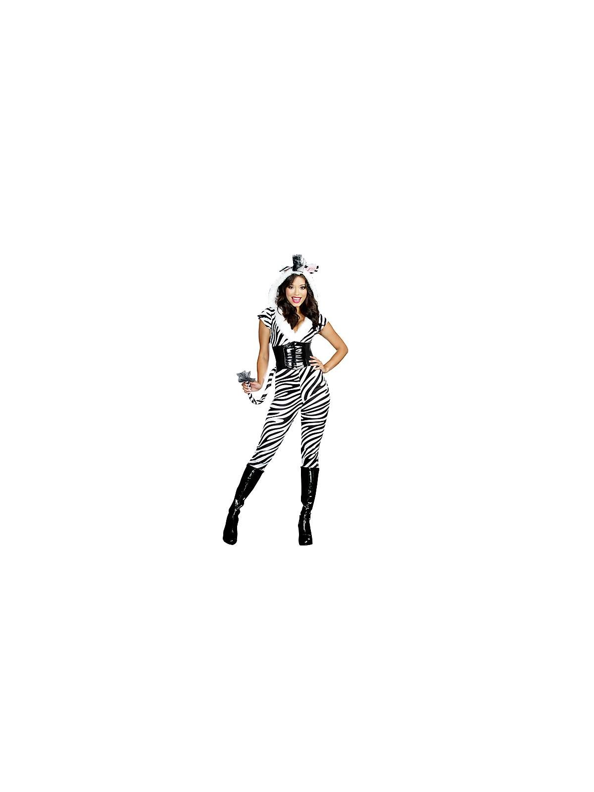 Sexy Zebralicious Zebra Costume | Wholesale Animal Costumes for Adults  sc 1 st  Pinterest & Sexy Zebralicious Zebra Costume | Wholesale Animal Costumes for ...