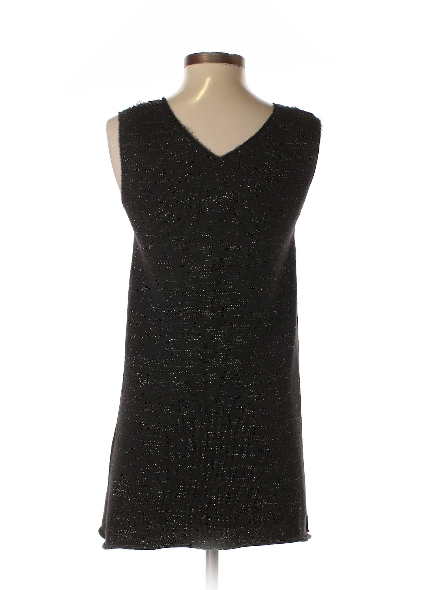 3b96d7b47 Vivienne Vivienne Tam Casual Dress: Black Women's Dresses - 32377490