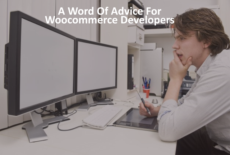 A Word Of Advice For Developers Web design