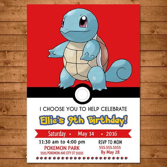 This Item Is Unavailable Etsy Pokemon Birthday Pokemon Birthday Party Supplies Pokemon