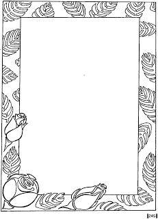 Bordas De Pagina Bordas Coloridas Bordas