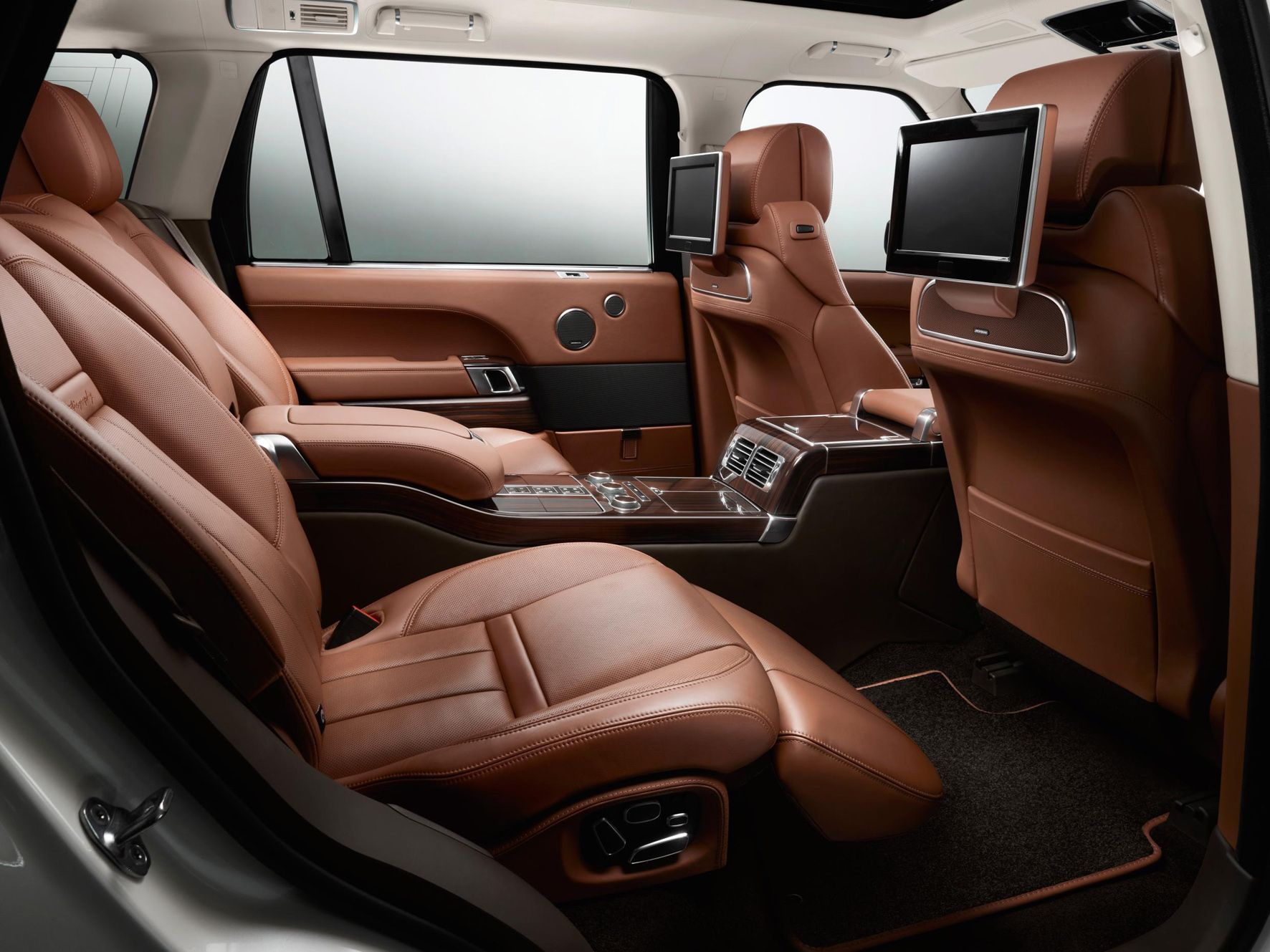 2017 Range Rover Long Wheel Base Autobiography Interior
