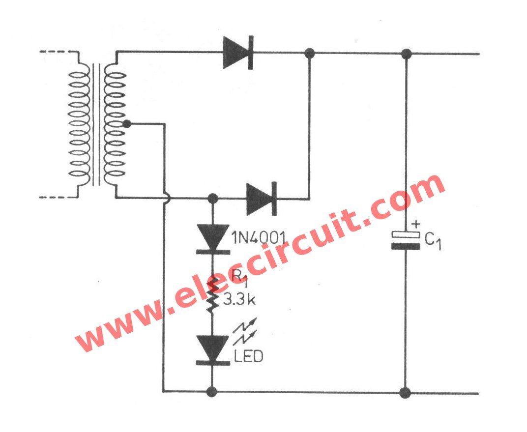 Simple Variable Power Supply Circuit 0 30v 2a With Images