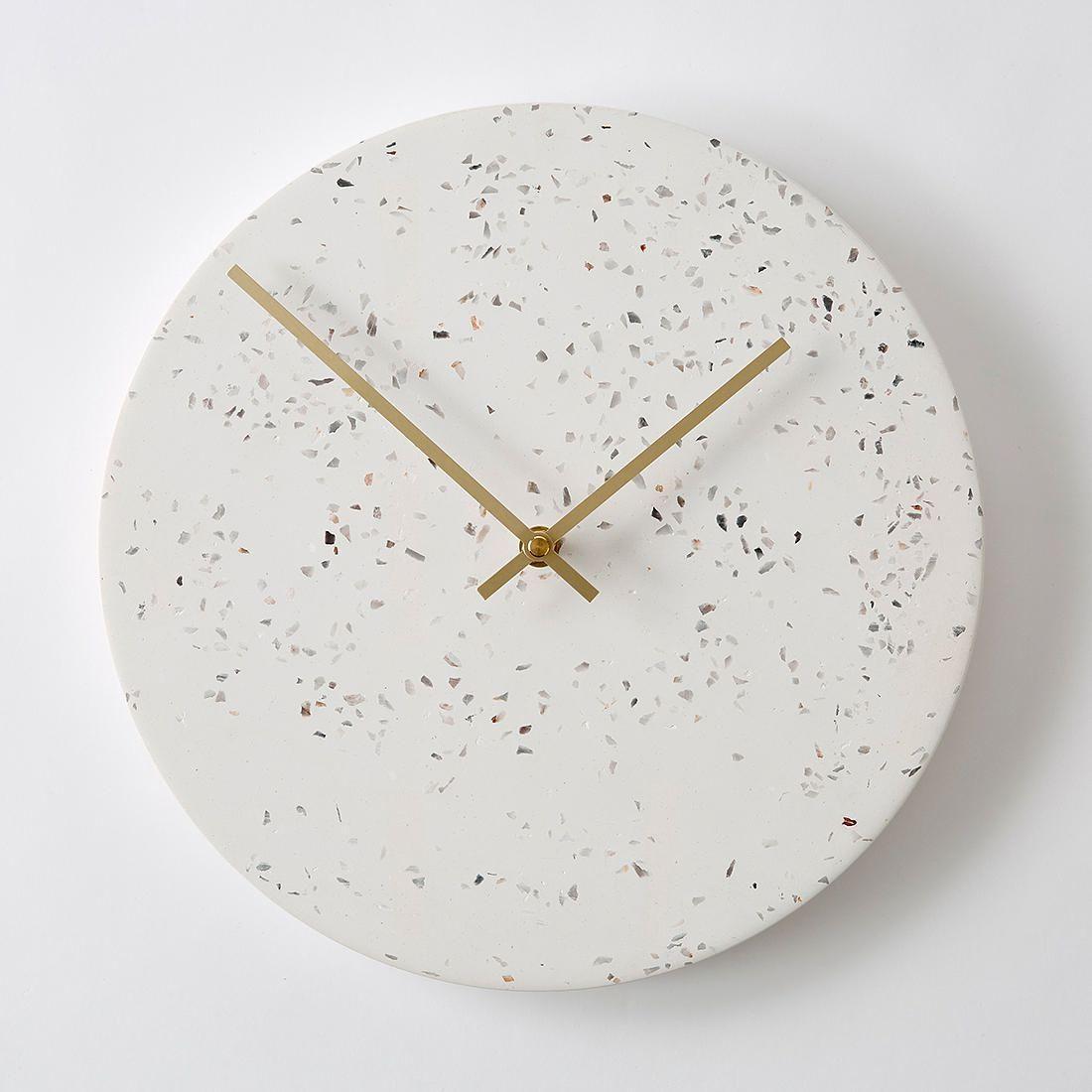 Terazzo Stone Wall Clock Target Australia Wall Clock Wall Clock Target Clock