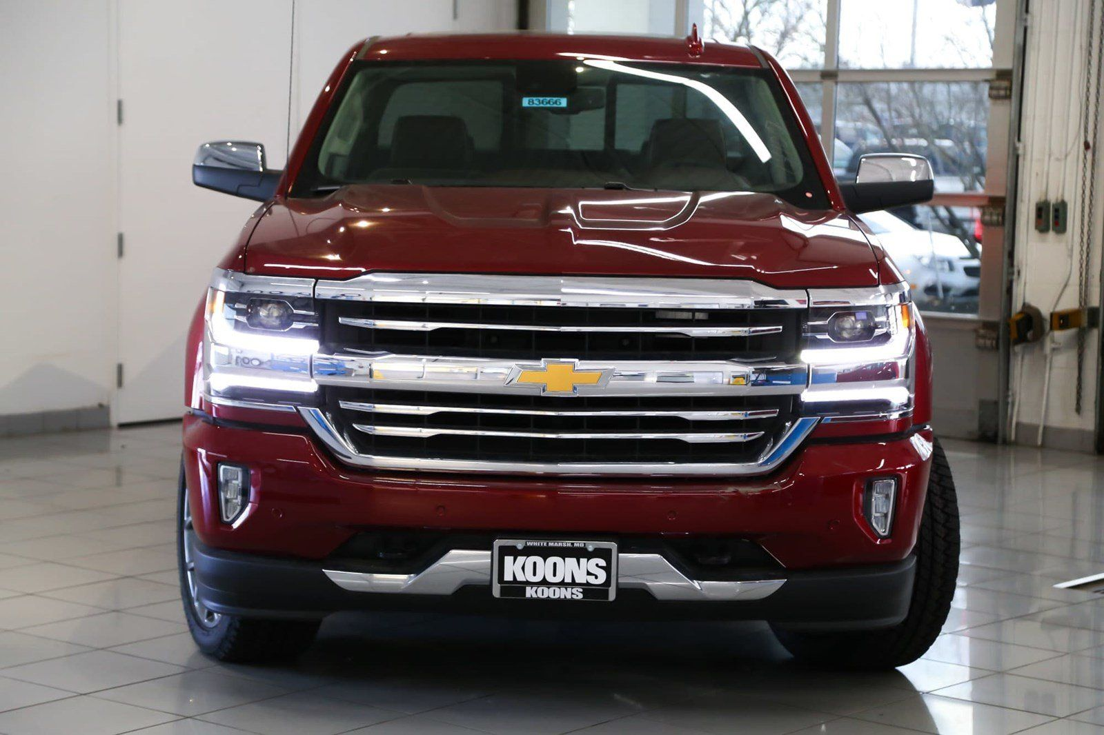 New 2018 Chevrolet Silverado 1500 4x4 Crew Cab High Country For Sale In White  Marsh, MD 21162: Truck Details   476889096   Autotrader