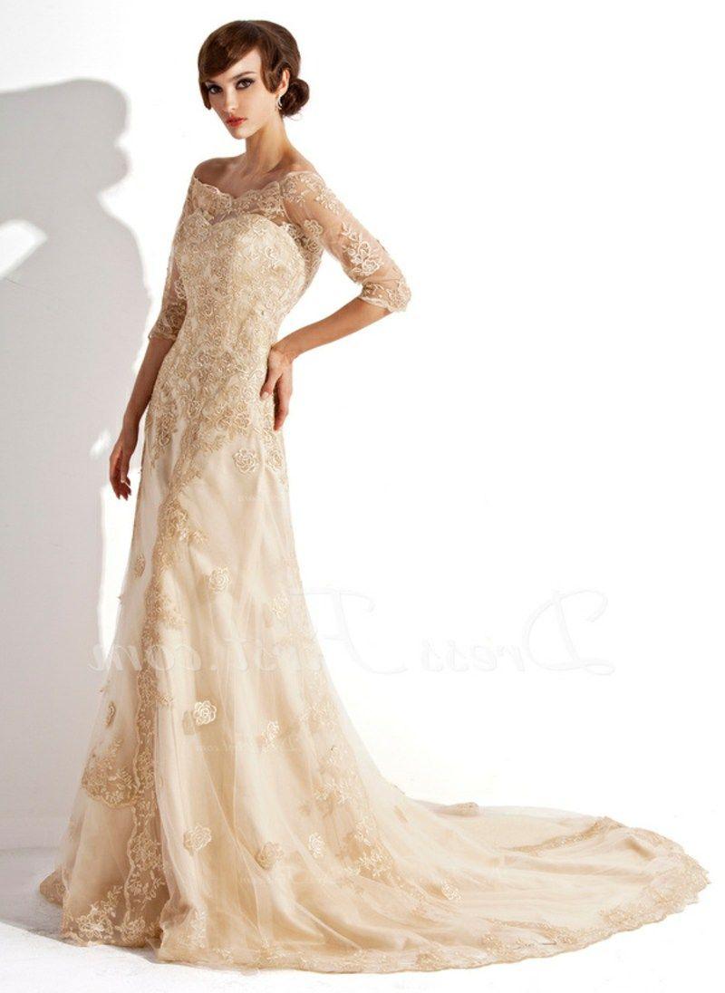 Ausgefallene Brautkleider für eine einzigartige Hochzeit ...