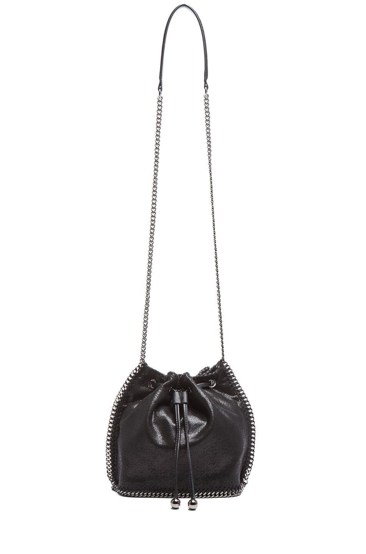 Stella McCartney|Shoulder Bag in Black