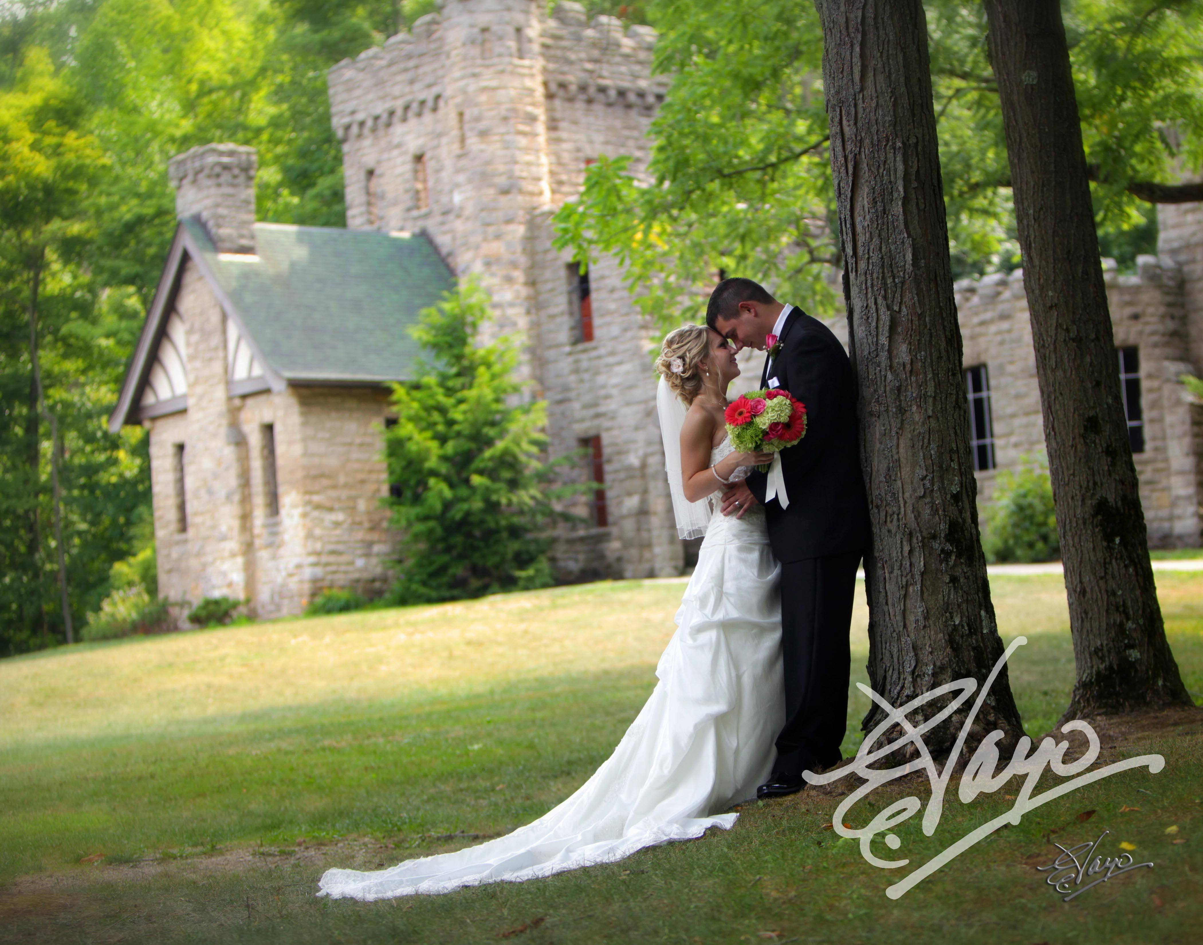 wedding at squires castle ellie vayo photography my wedding