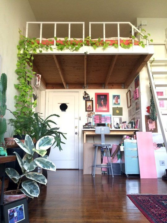 300 Square Foot Apartment joseph's bright 300-square-foot studio | terapia, house a rastliny