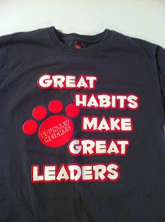Country Heights Leader in Me: New School Shirts