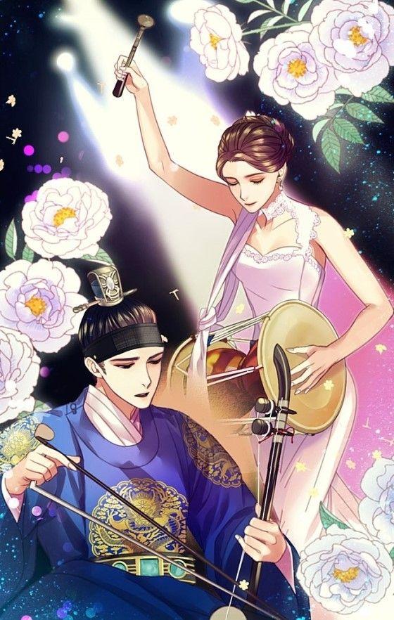 12번째 이미지 Kartun, Romantis