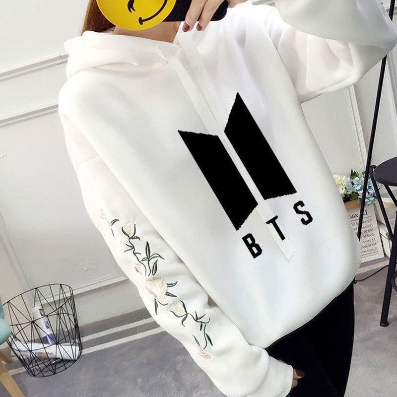 Xkpopfans Kpop BTS Love Yourself Hoodie Sweater Suga V Jimin Jin Jungkook Jacket Pullover