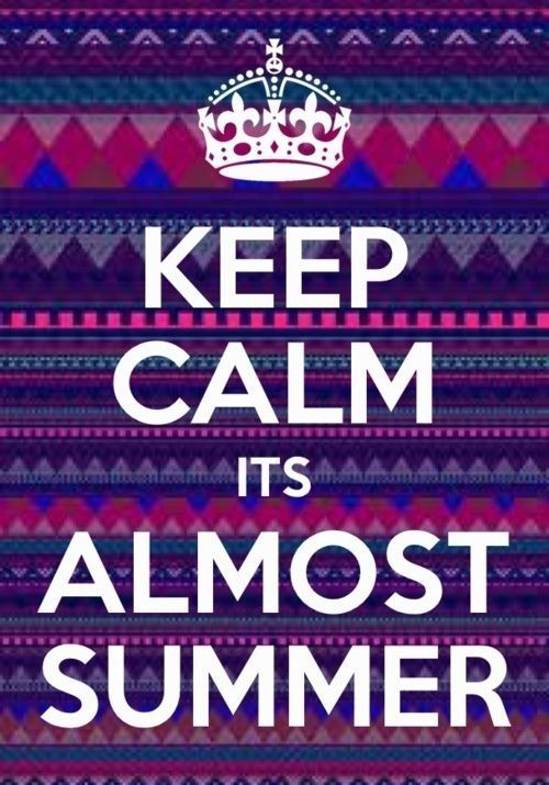 Keep Calm Quotes For Girls Beach Quotes Keep Calm Its Almost