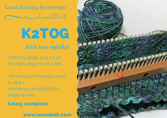 Quick Loom Knitting Knowledge Iii Knitting And Crochet Pinterest