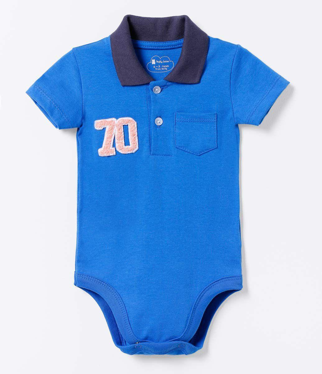Body Infantil com Aplicação - Tam 0 a 18 meses - Lojas Renner