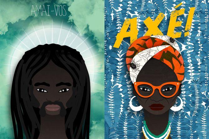 Black People - Goanna Design