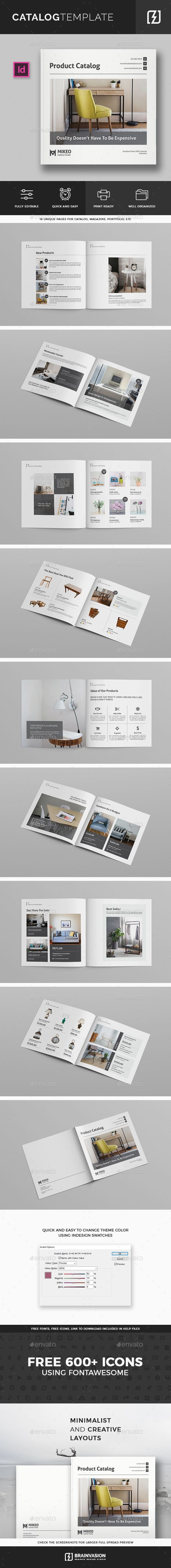 Square Catalog Template  Template Catalog And Squares