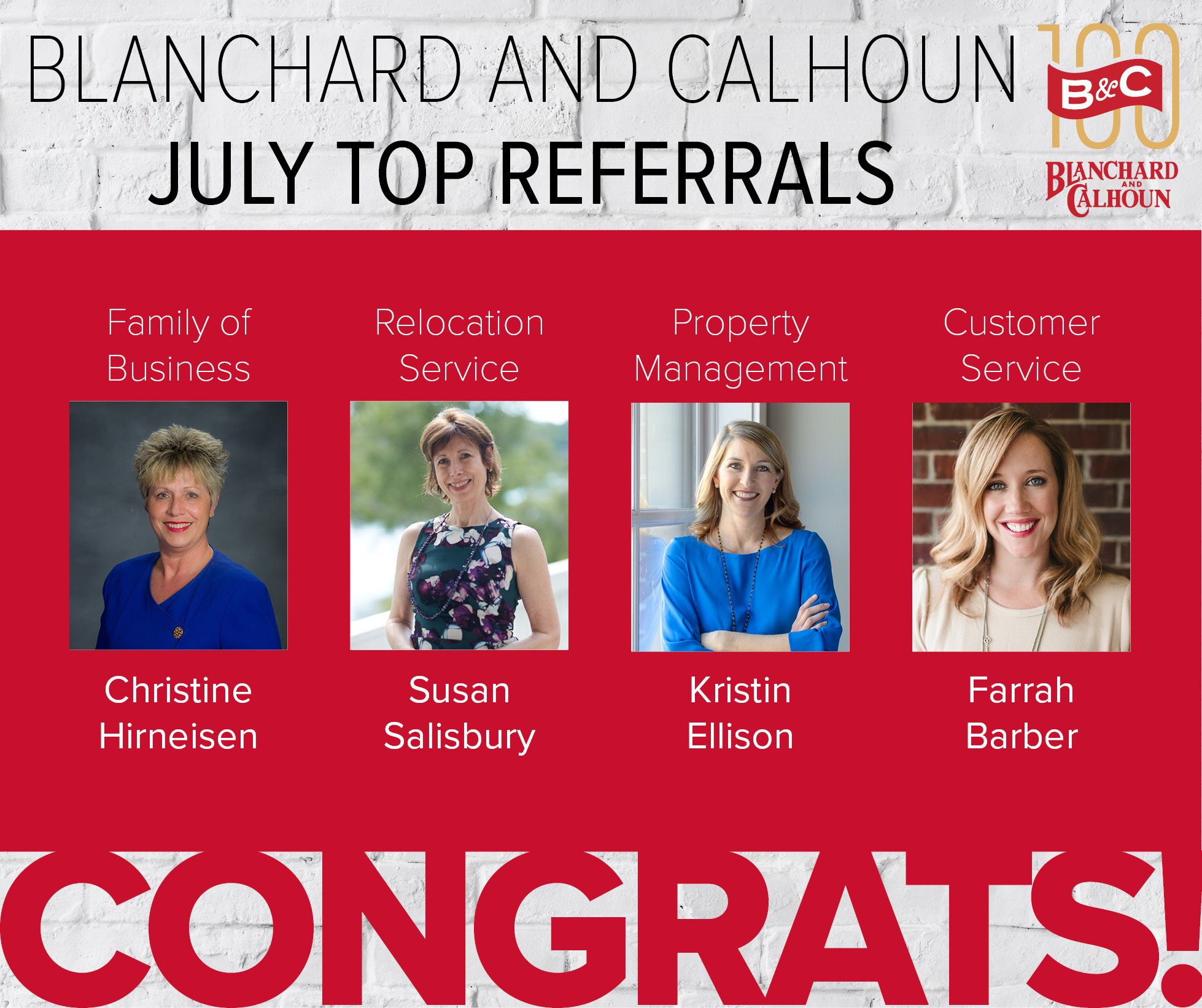 Your Referrals Mean The World To Us Thank You