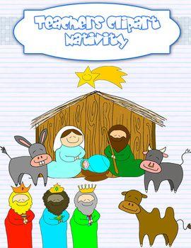 Nativity Scene Clipart   Clip art, Sunday school crafts ... (270 x 350 Pixel)