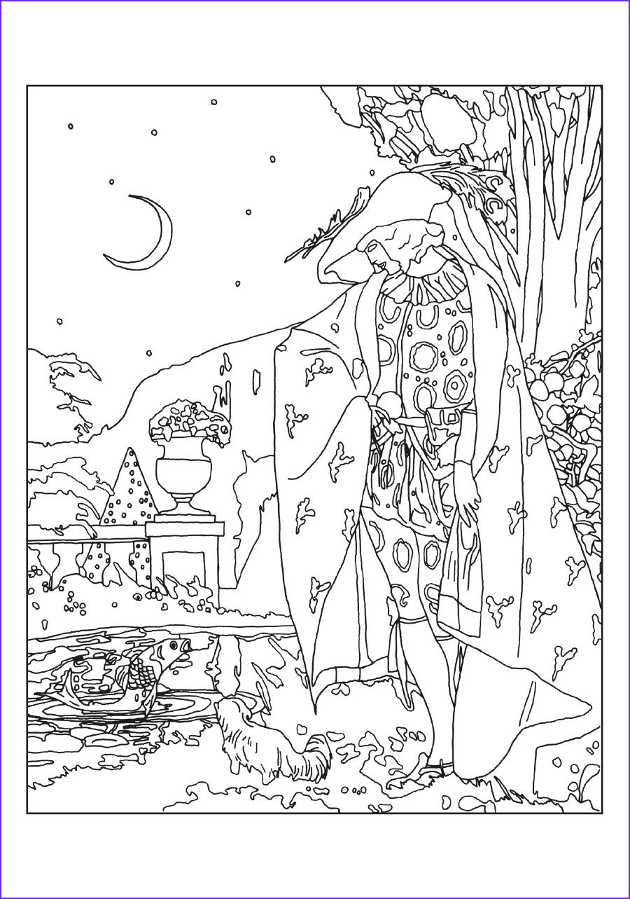 Once Upon A Time Coloring Book