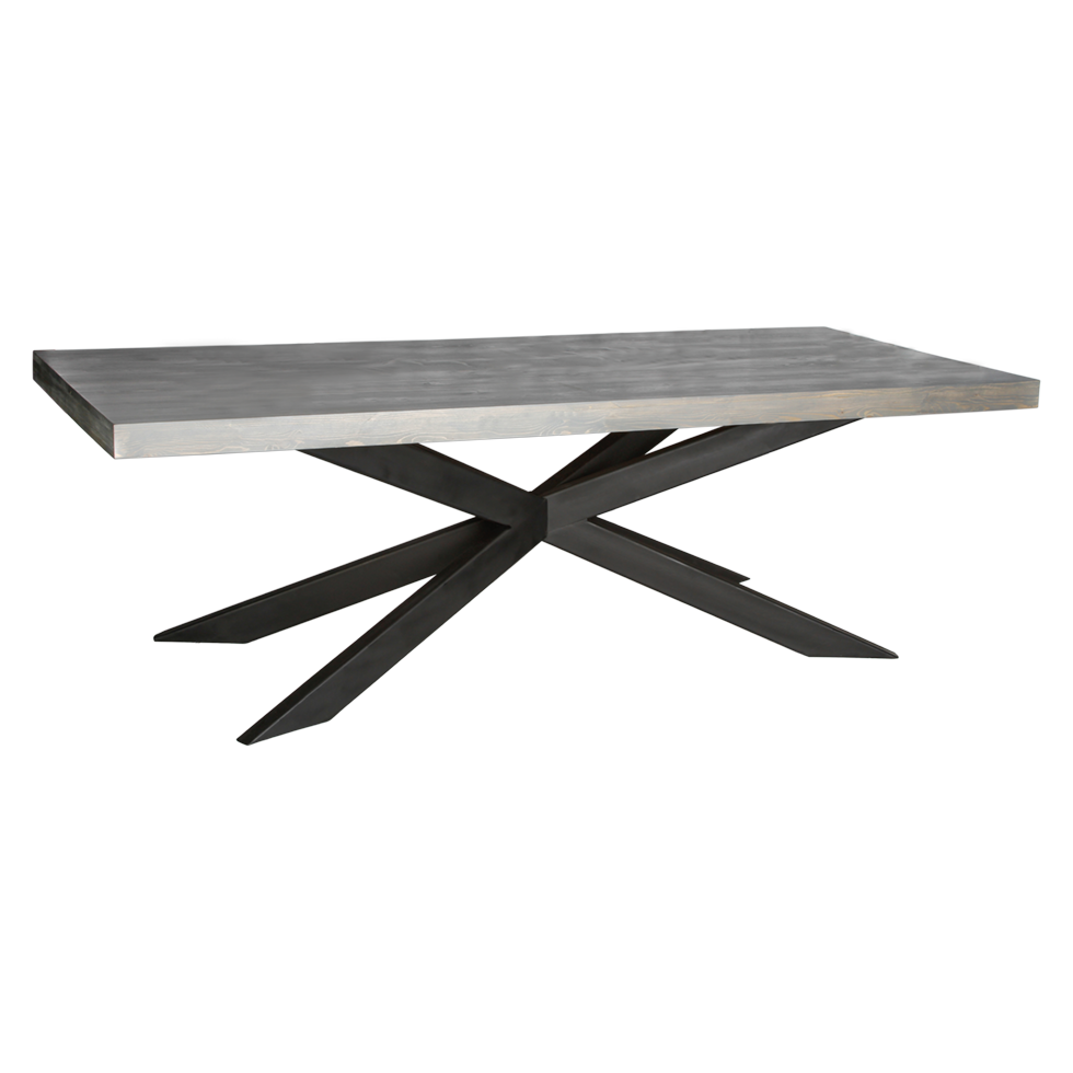 Rental Table Dining Table Grey Wash Wood Modern Rustic Modern X Legs Family Dining Rectangu Coffee Table Wood Chevron Coffee Tables Retro Coffee Tables