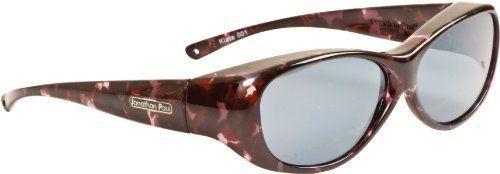 Fitovers Eyewear Kiata/Nagari Sunglasses... goes over your script glasses.. me likey..