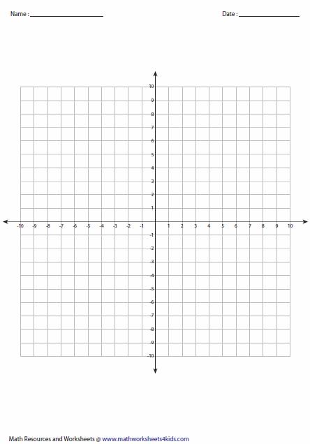 Printable Graph Papers And Grids Printable Graph Paper Graph Paper Coordinate Plane Graphing