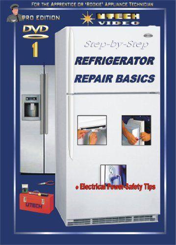 Awesome Utech 5 Dvd 1 Refrigerator Repair Basics