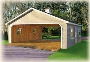 Garage Ideas Add On For Winter Parking For The Home