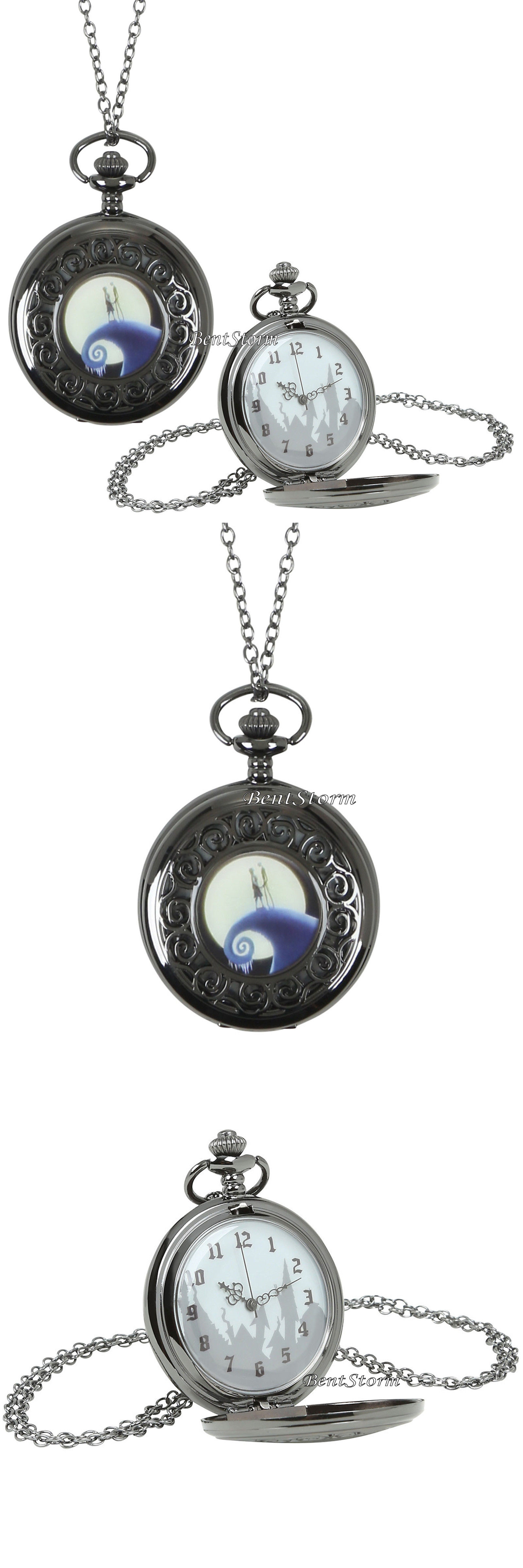 unisex women with pocket men quartz from friends watches prague item for clock fob chain retro necklace in watch astronomical pendant gift