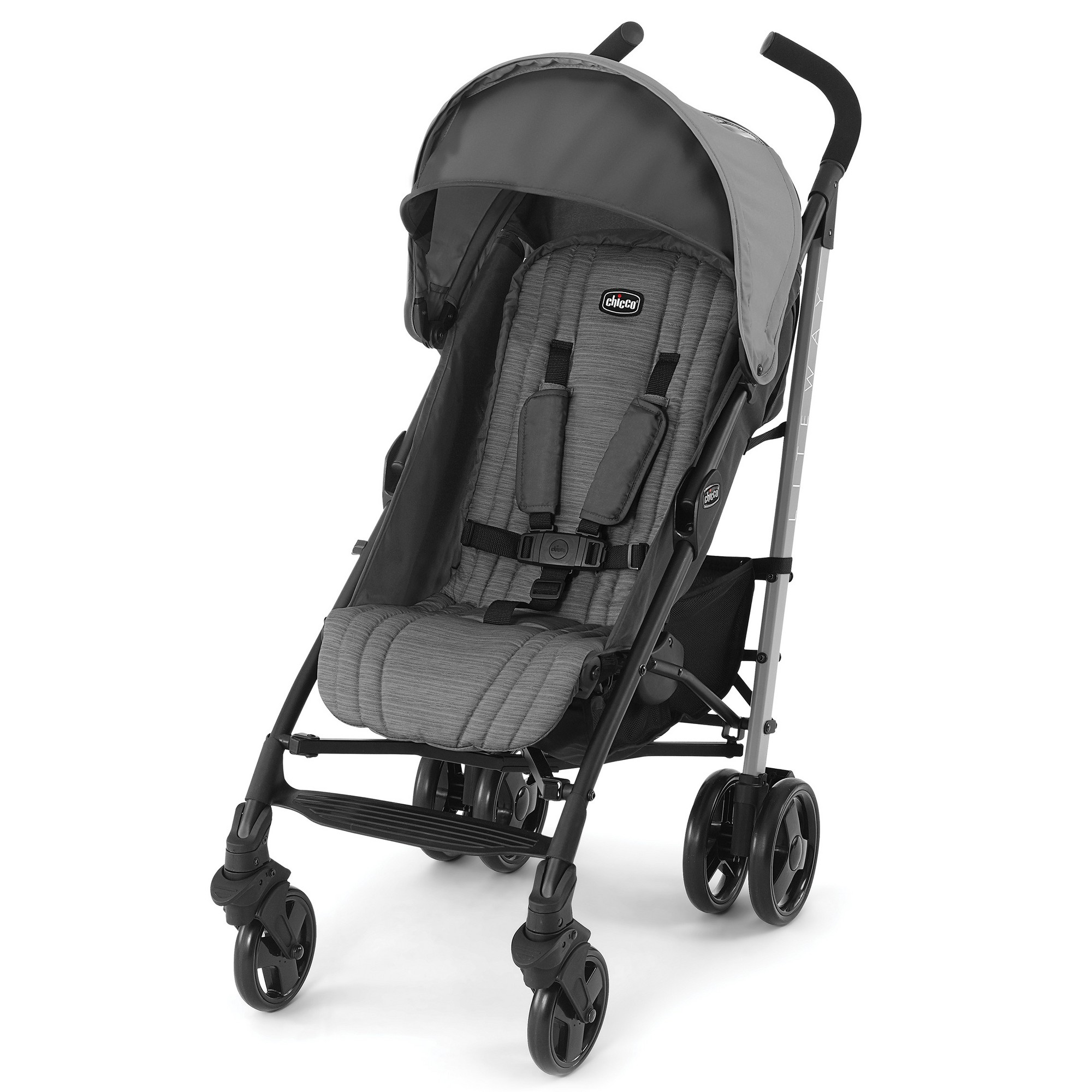 Chicco Liteway Stroller Fog Find out how you can