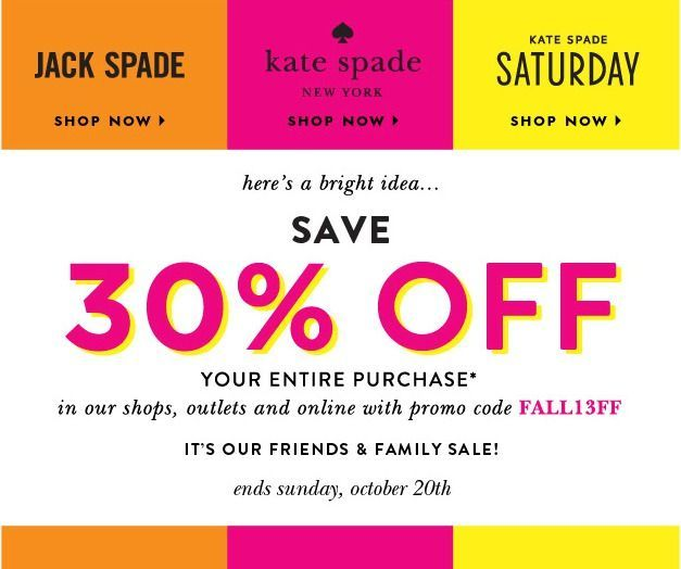 Kate Spade Coupons Coupon Codes If You Re With No Stylish Developer Handbag Where You Can Retail Store Say A Kate Spade Promo Code Then Allow That To Ext