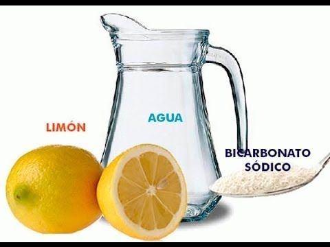 Receita Simples Para Fazer Agua Alcalina Youtube Com Imagens