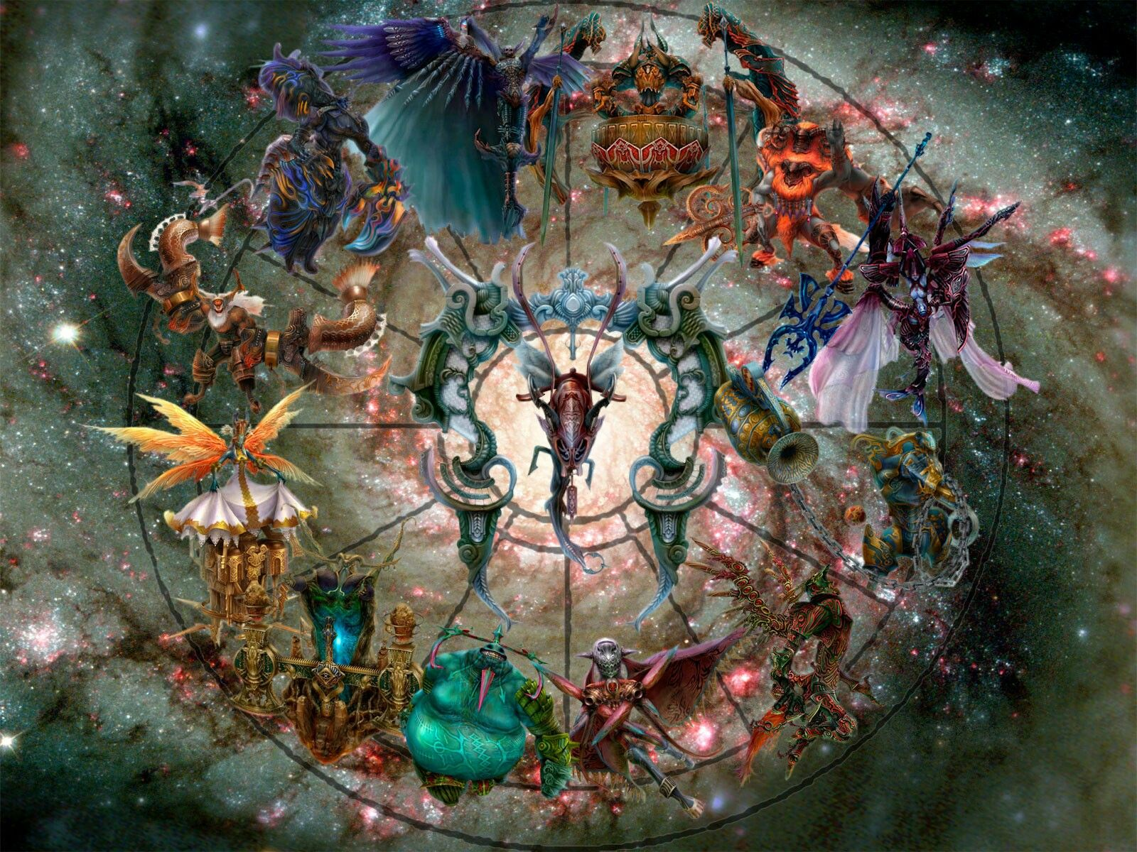 Astrology Wallpaper Download Free Final Fantasy Xii Astrology
