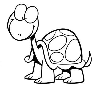Turtle Line Drawing Turtle Coloring Pages Coloring Pages