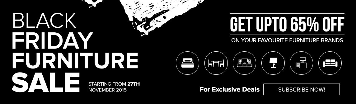 Black Friday Furniture Sales 2015 Starts On 27th November Find The