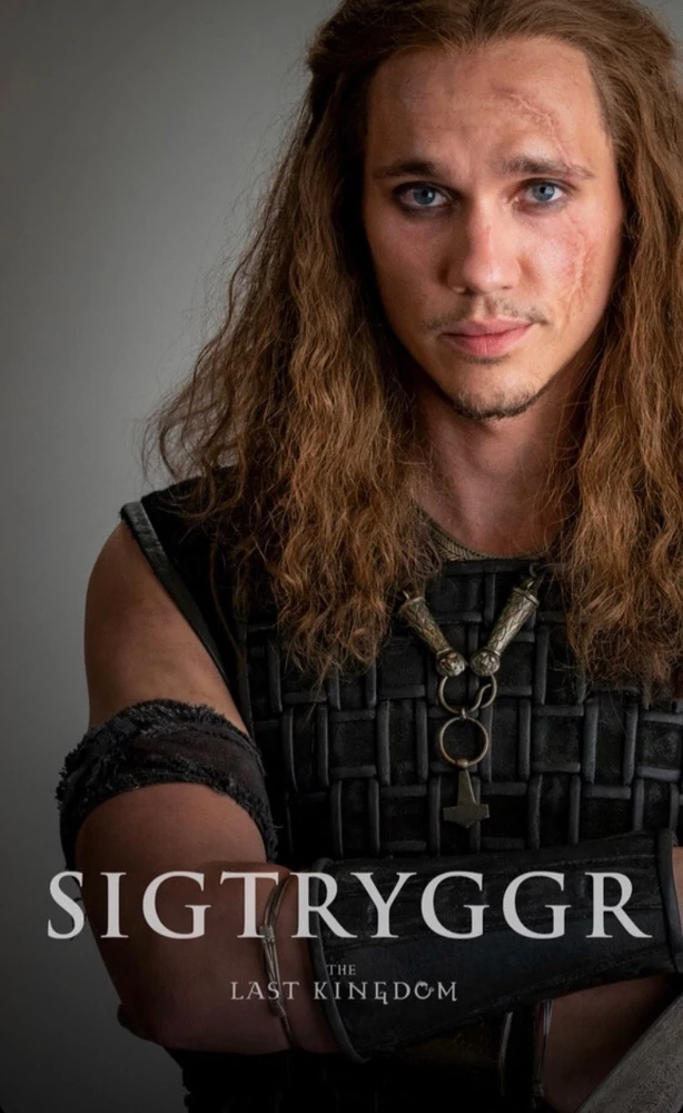 Sigtryggr Ivarsson Or Sigtryggr The One Eyed Later Known As Sigtryggr Of Northumbria El último Reino Uhtred De Bebbanburg Series Y Peliculas