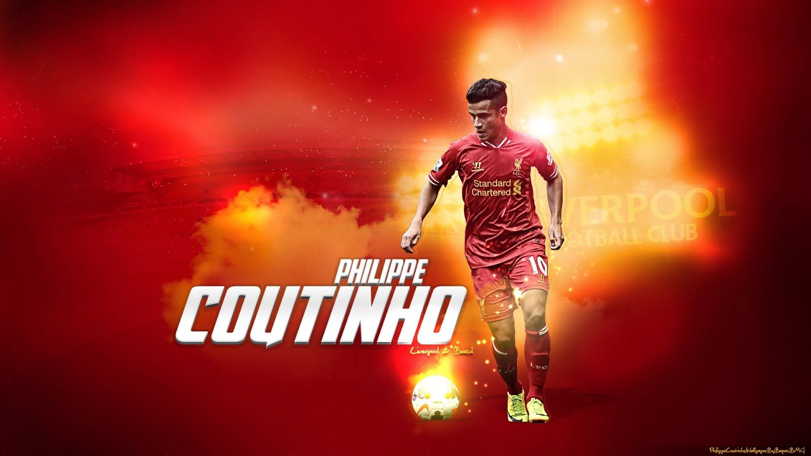 Philippe coutinho wallpaper hd wallpaper hd cool - Coutinho wallpaper hd ...